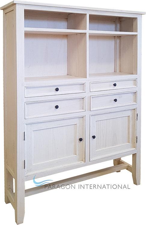 Hamptons Display Cabinet