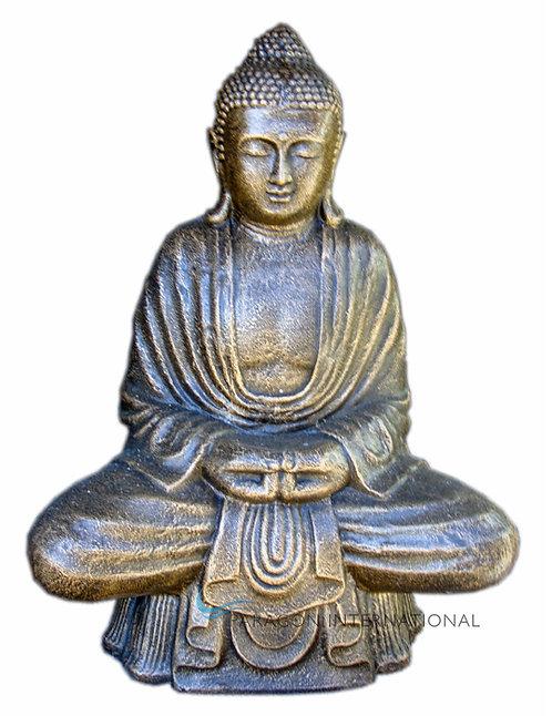 Buddha Lotus Statue