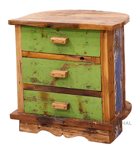 Boatwood Boat Chest