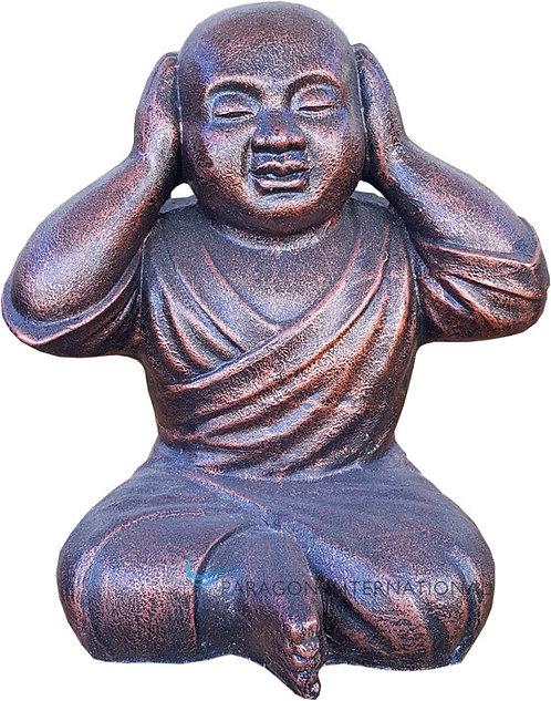 Shaolin Listen Statue
