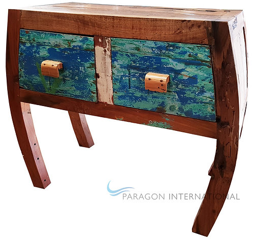 Boatwood Chinese Console