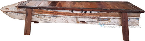 Boatwood Boat Hull Bench