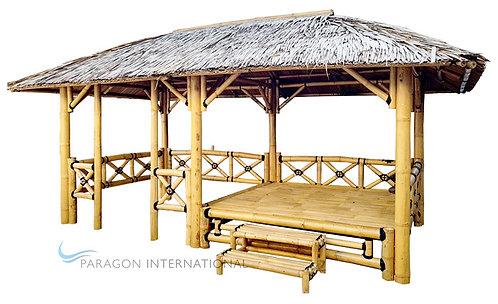 Bamboo Cabana