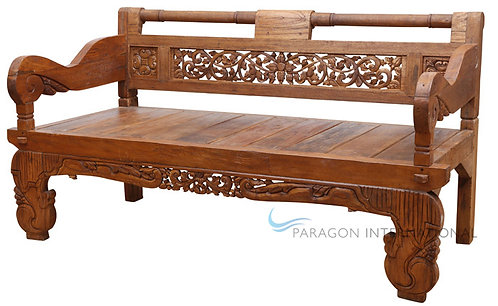 Recycled Timber Bench