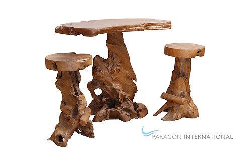 Rootwood Bar Pedestal