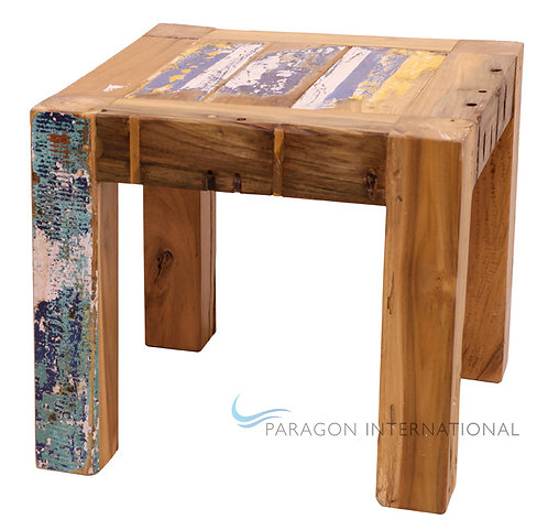 Boatwood Side Table