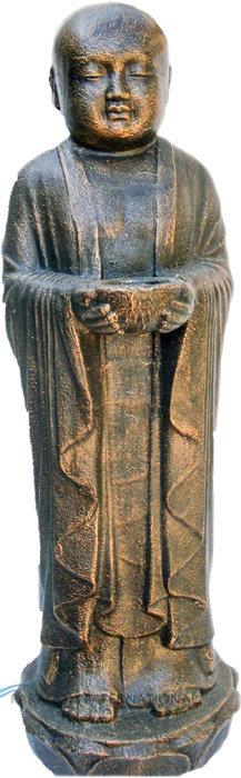 Shaolin Bowl Statue