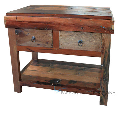 Recycled Workbench