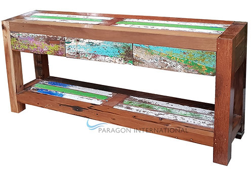 Boatwood Console