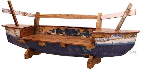 Boatwood Sofa Full