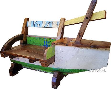 Boatwood Sofa Single