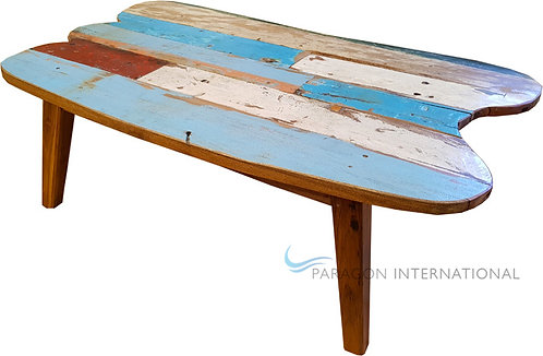 Boatwood Coffee Table - Rose