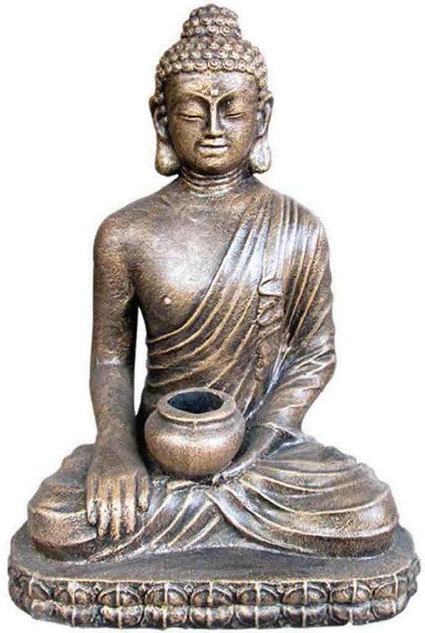 Buddha Water Pot Statue
