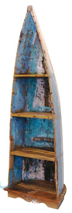 Boatwood Bookshelf - Large