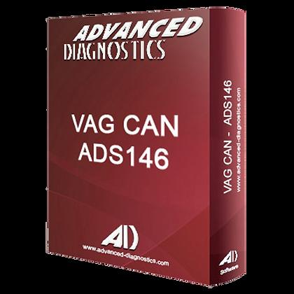 AD ADS146 VAG CAN Inc Bentley & Porsche Cat A Software - ADS146