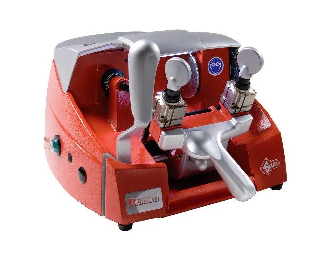 Silca Rekord Cylinder Key Cutting Machine | Buy Online - THM