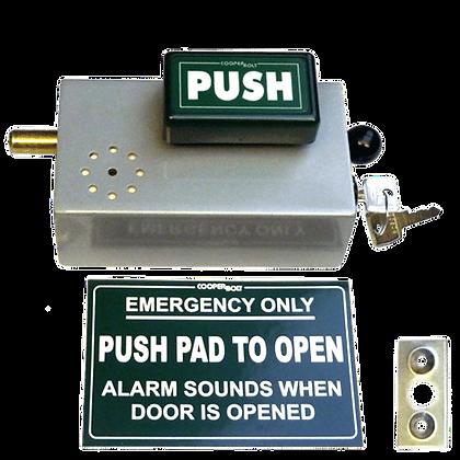 COOPERBOLT Alarmed Door Bolt 103 Series - No Key Switch