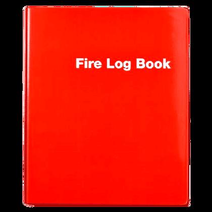 THOMAS GLOVER Premium Fire Log Book Binder - A4