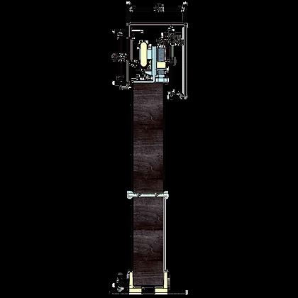 ASEC Sliding Sprintline Gear - 2400mm