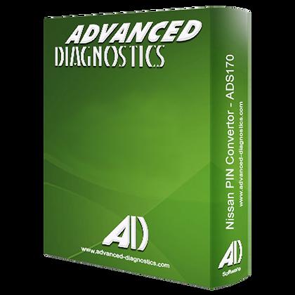 ADVANCED DIAGNOSTICS ADS2130 GM CAN Bus Category C Software -  ADS2130