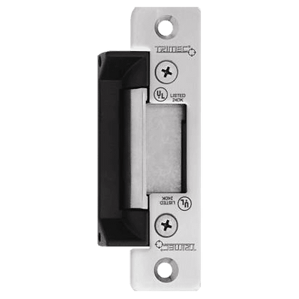 TRIMEC ES110 Series Mortice Release - Aluminium - 12VDC F/L