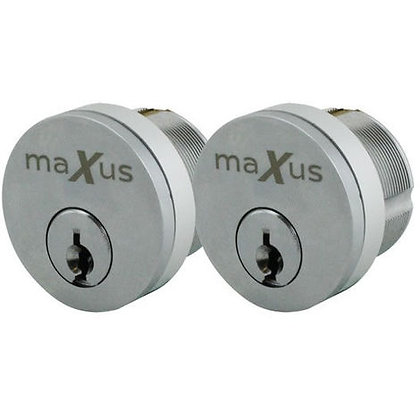 Maxus screw in cylinders pair