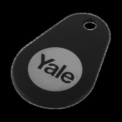 YALE Smart Lock Key Tag - Black