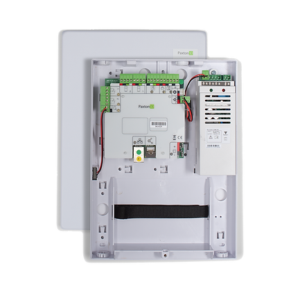 Paxton10 Door Controller With PoE+ Power Over Ethernet - White