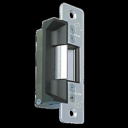 ADAMS RITE 7100 Mortice Release Flat Aluminium - 12VDC F/L