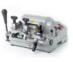 tm855 dual mortice key cutting machine