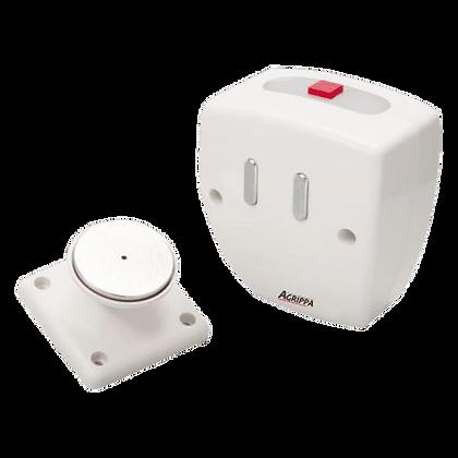 AGRIPPA Sound Activated Digital Fire Door Holder - 3-80-0060