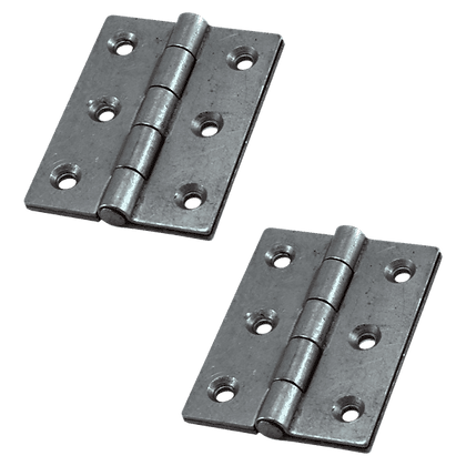 ASEC Double Pressed Steel Butt Hinge - 150mm (1 Pair)