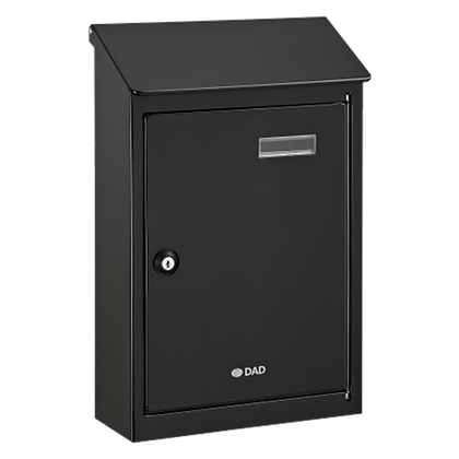 DAD Decayeux Country 4 Post Box - Black