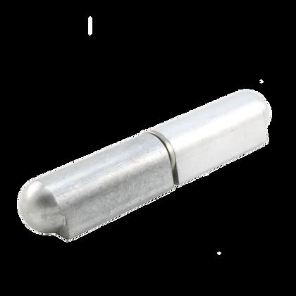 LATHAM'S Carbon Steel Weld On Bullet Hinge - 80mm