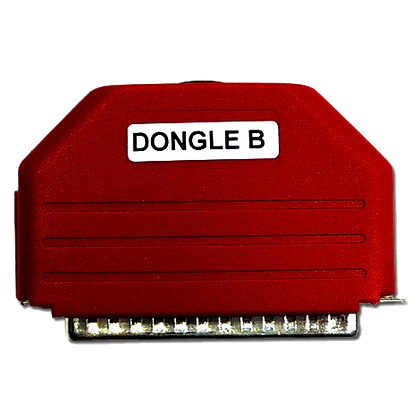 AD ADC155 Pro Tester Red Dongle B - Nissan (Up To 01) - Dongle B (ADC155) - Red