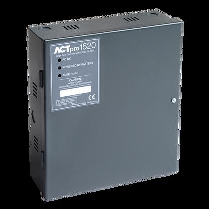 ACT ACTpro 1520 Single Door IP Controller wth PSU - Black