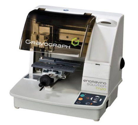 Gravograph M20 Engraving Machine