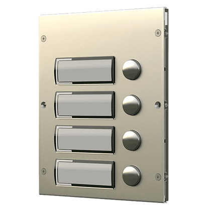 8K Series Extension Panel - 4 Button