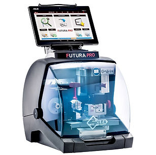 silca futura pro electronic fully automatic key machine