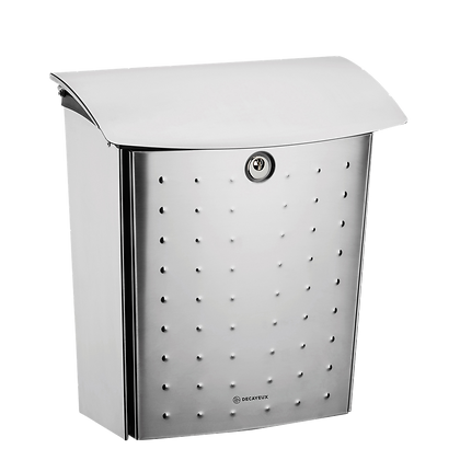 DAD Decayeux D620 Series Post Box - Stainless Steel