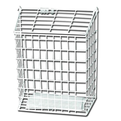 A. HARVEY 62S Small Letter Cage - WH