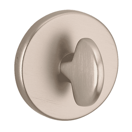 URFIC Easy Click Bathroom Turn and Release - Satin Anodised Aluminium