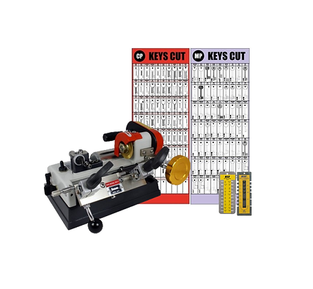 Tempest Evolution Entry Level Key Cutting Starter Package