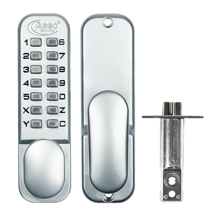 ASEC AS2300 Series Digital Lock With Optional Holdback - SC Visi
