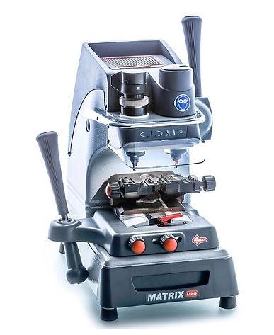 Silca Matrix Evo Key Cutting Machine