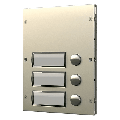 8K Series Extension Panel - 3 Button