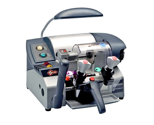 SILCA Bravo Professional II Cylinder Key Cutting Machine