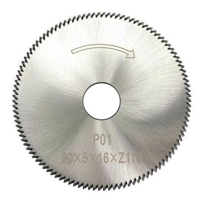 80x5x16xz110 key machine cutter blade