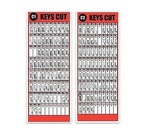 Cylinder Key Blank