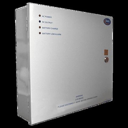 ASEC Boxed Power Supply - 12VDC 5 Amp
